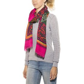 Sherpa Beyul Halsbedekking Dames roze/blauw